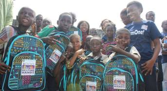 With just N1,000, you can help Destiny Trust send 100 homeless children to school