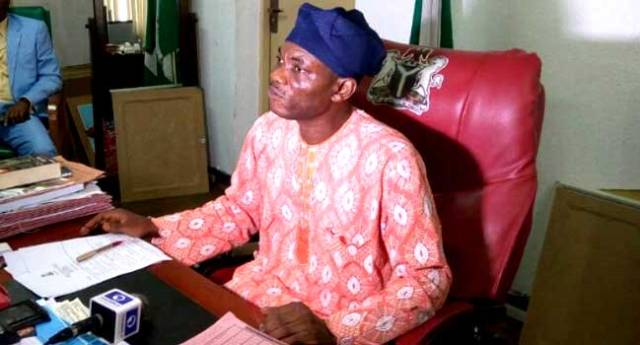 New Edo Assembly Speaker