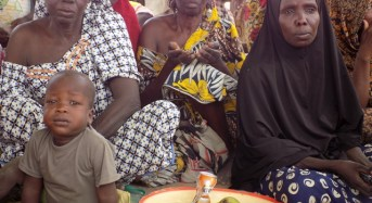 IDP camps have become death traps, laments Norwegian Refugee Council