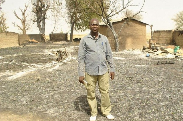 Pressure mounts on Cameroon to release journalist jailed for covering Boko Haram