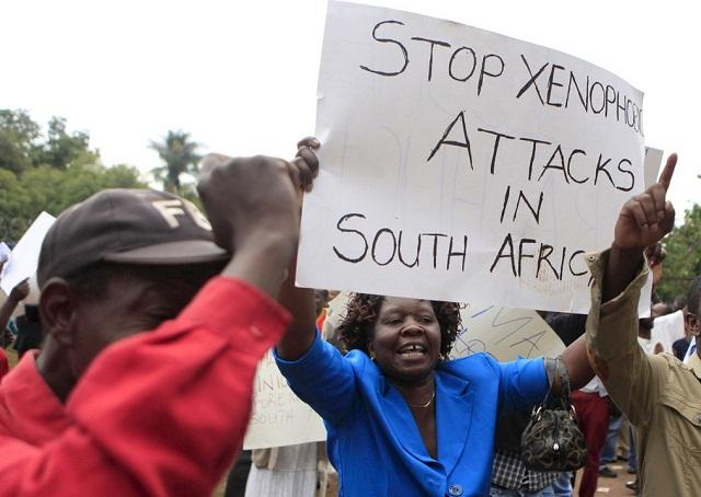 South African police strangle Nigerian for alleged drug peddling