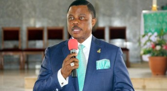 Obiano boasts: I'll win Anambra election because there's no one competing with me