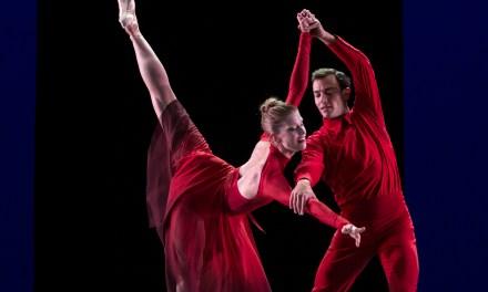 Jérôme Tisserand danse au Pacific Northwest Ballet
