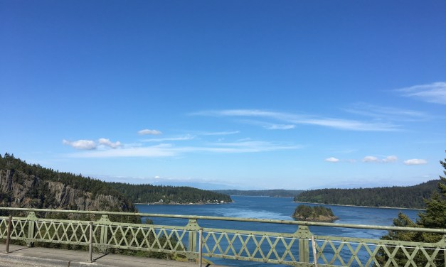 A Puget Sound Getaway: Whidbey Island