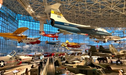 Le Museum of Flight de Seattle
