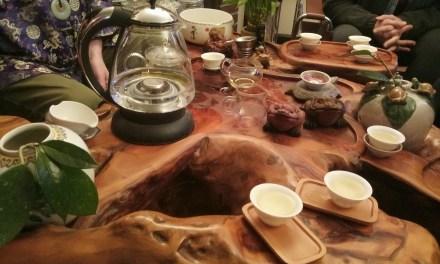 La maison de thé Zen Dog