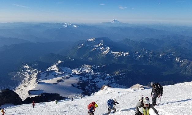 Tahoma or Mount Rainier