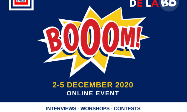 1st Comic Book Festival: Booom!