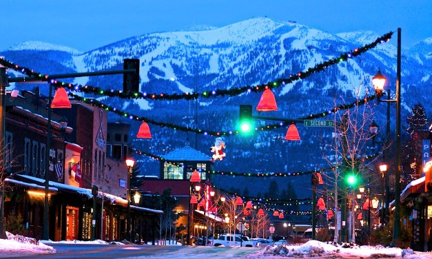 A Beautiful Surprise: Skiing in Whitefish