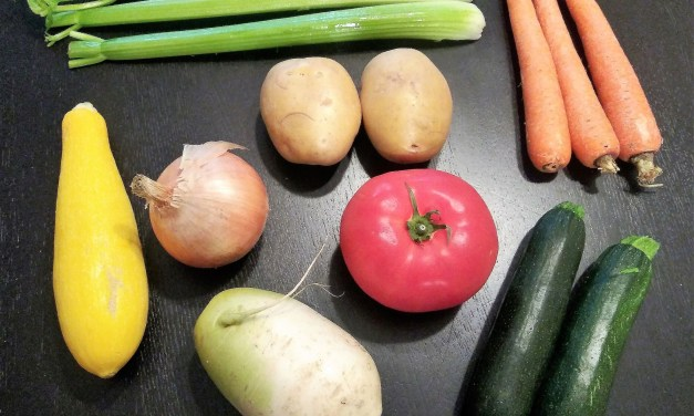 Learn the real way to make couscous with vegetables
