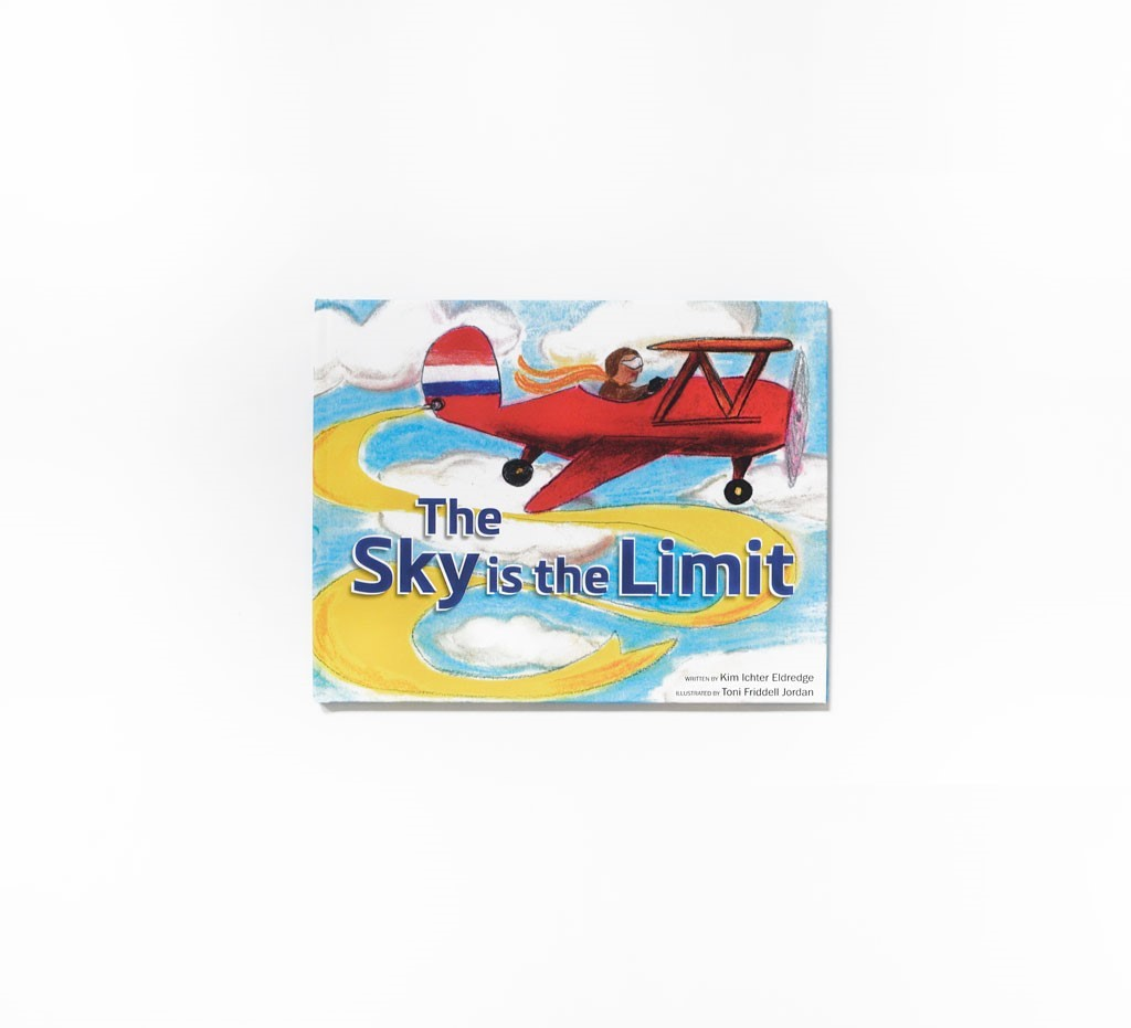 IckFrid Books Children's Book - The Sky is the Limit