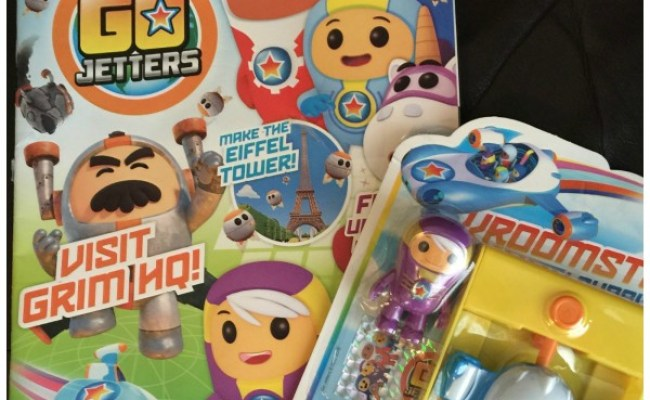 New Go Jetters Magazine Ickle Pickles Life And Travels