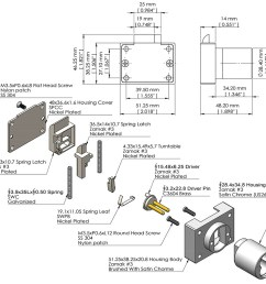 sfic cabinet deadlatch lock ick lock productsdeadlatch diagram 11 [ 1200 x 900 Pixel ]
