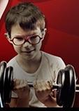 дети и очки