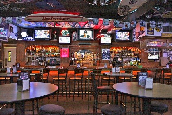 Home Sports Bar Design Ideas