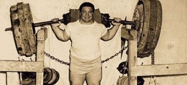 🏋 Тяжёлая атлетика