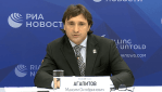 Максим Агапитов претендует на президентство IWF и говорит: «Россия — пример для всех»