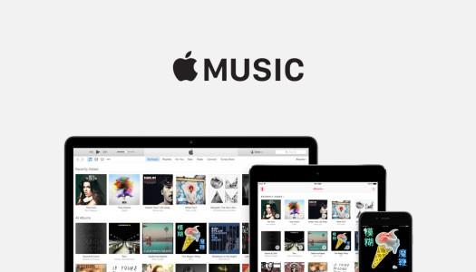 Apple Music com 13 milhões de subscritores