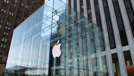 Apple patenteia iPhone com ecrã envolvente