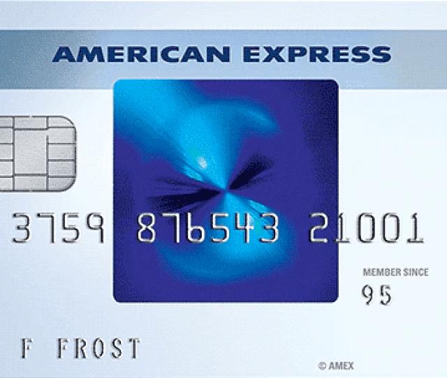 The American Express Rewards Credit Card