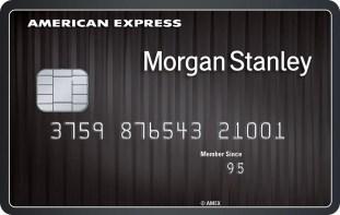 Morgan Stanley Credit Card American Express