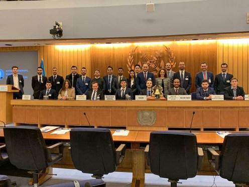 International Maritime Organisation (IMO) visit