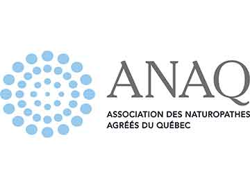 ANAQ Association des Naturopathes Agrées du Quebec CANADA