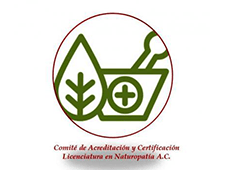 Comité Acreditacion y Certification Licenciatura en Naturopatia A.C. MEXICO