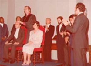 Ordenação ao Ministério Pastoral 20/06/1980