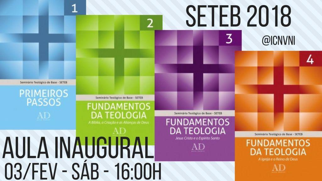 aula inaugural SETEB 2018