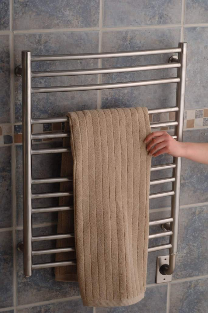 Towel Warmers Are A Great Way To Impress