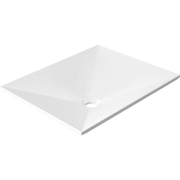 B8811 - Allegri Vessel Sink - White