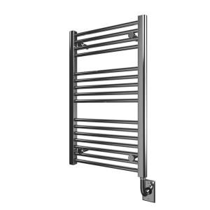 "W1013 - Tuzio Savoy 19"" x 31"" Towel Warmer - Chrome"