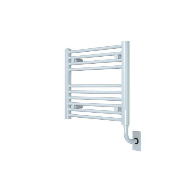 "W1201 - Tuzio Savoy 23.5"" x 19"" Towel Warmer - White"