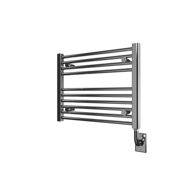 "W1203 - Tuzio Savoy 23.5"" x 19"" Towel Warmer - Chrome"