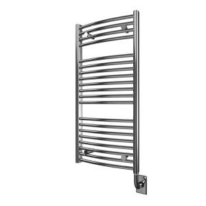 "W2013 - Tuzio Blenheim 17.5"" x 37"" Towel Warmer - Chrome"
