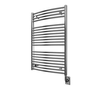 "W2023 - Tuzio Blenheim 23.5"" x 37"" Towel Warmer - Chrome"