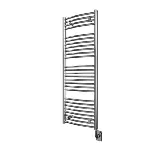 "W2043 - Tuzio Blenheim 17.5"" x 51"" Towel Warmer - Chrome"