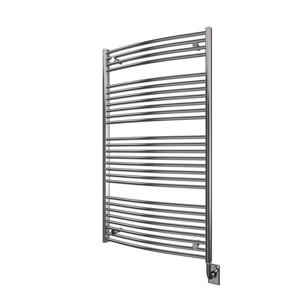 "W2063 - Tuzio Blenheim 29.5"" x 51"" Towel Warmer - Chrome"