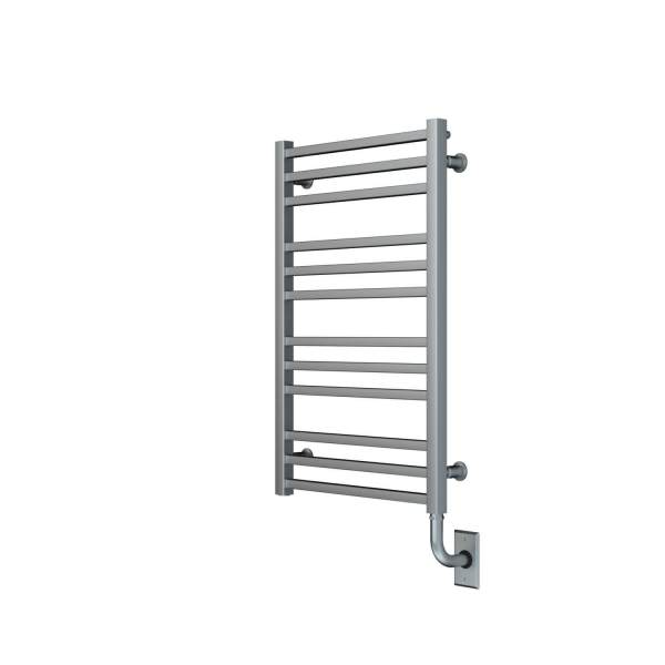 "W3104 - Tuzio Avento 19.5"" x 31"" Towel Warmer - Brushed Nickel"