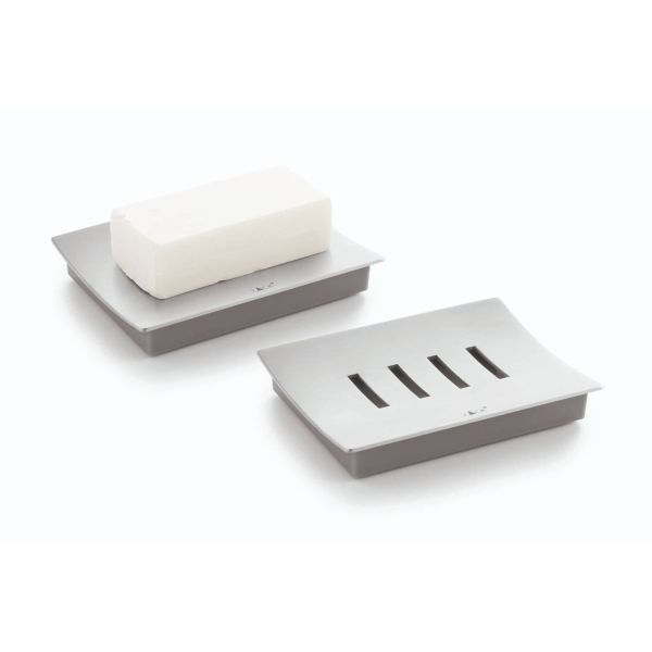 Z40321 Soap Dish Stainless Steel