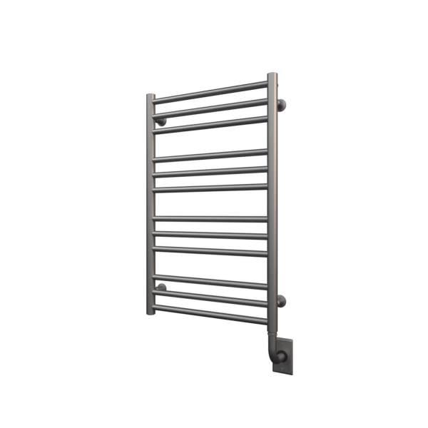 "W4104 - Tuzio Sorano 19.5"" x 31"" Towel Warmer - Brushed Nickel"