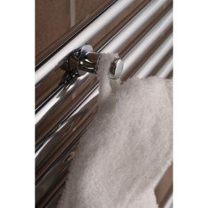 A4073 - Tuzio Robe Hook For Towel Warmer - Chrome