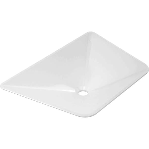 B9211 - Calma Firenzi Vessel Sink - White