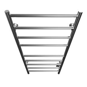"K4023W - Kontour Linear 18"" x 40"" Electric Hardwired Towel Warmer - Chrome"