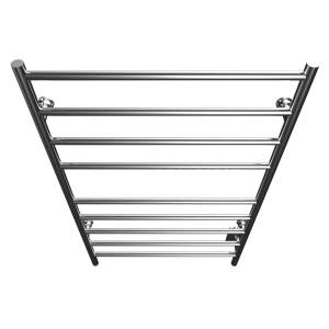 "K4033W - Kontour Linear 24"" x 40"" Electric Hardwired Towel Warmer - Chrome"