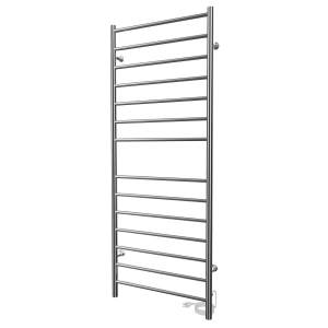 "K4053E - Kontour Linear 24"" x 60"" Electric Plugin Towel Warmer - Chrome"