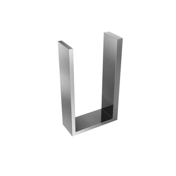 V1083 - Volkano Erupt Spare Toilet Paper Holder - Chrome