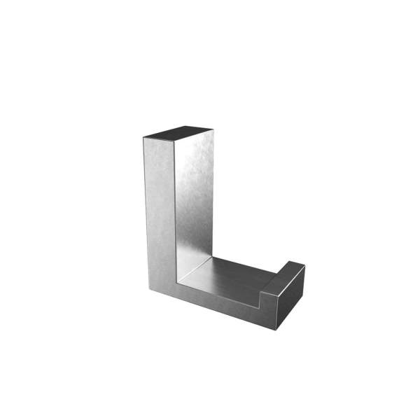 V1214 - Volkano Erupt Towel Hook - Brushed Nickel