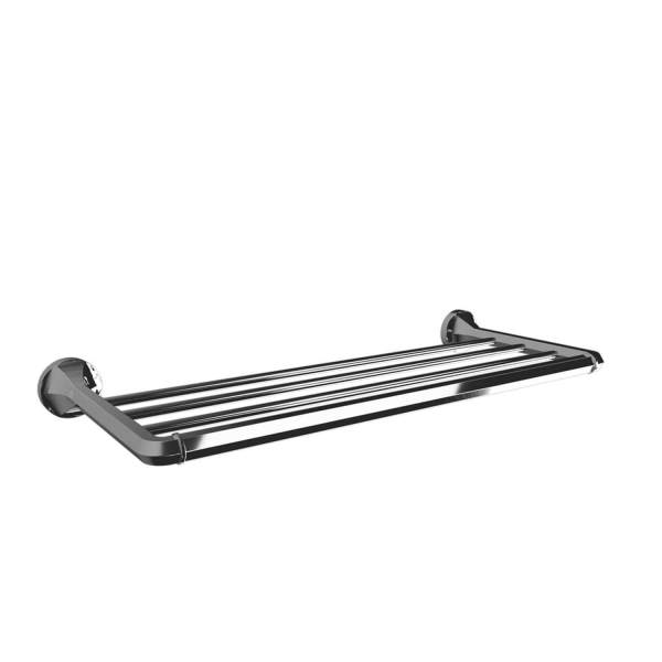 V2713 - Volkano Magma Towel Shelf - Chrome